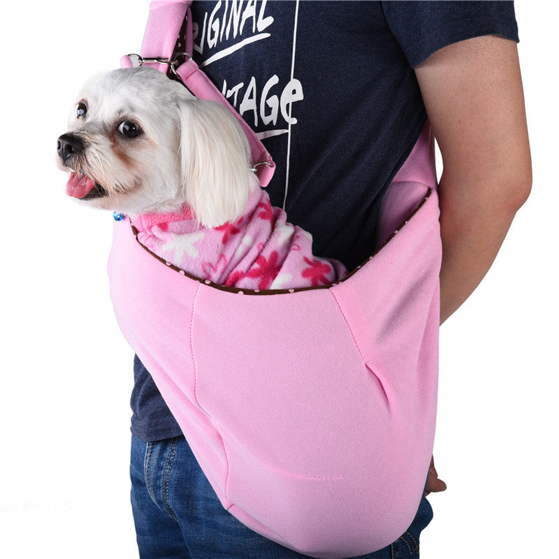 Small Pet Carrier Pouch Sling