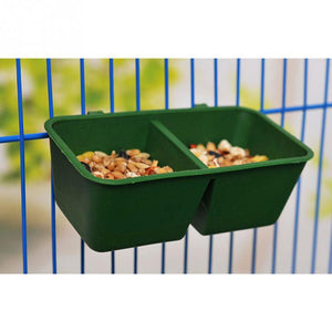 2-in-1 Deep-Fill Bird Feeder