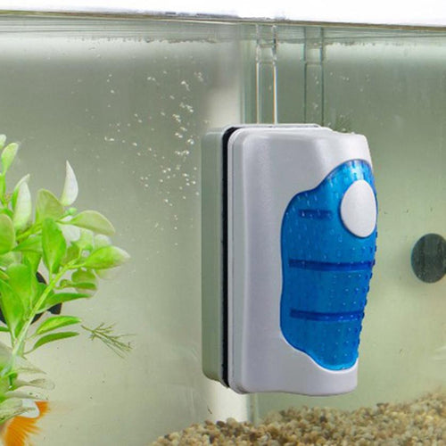 Magnetic Aquarium Glass Cleaner