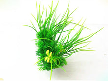 Wide Base Decorative Aquarium Plant (Synthetic)