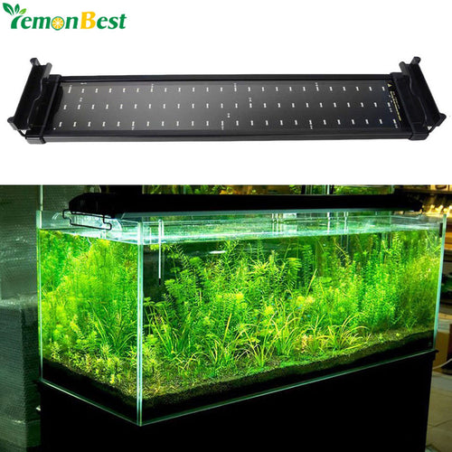 72 LED Extendable Aquarium Lighting