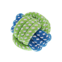 Cotton Dog Rope Toy - 3 Shapes Available