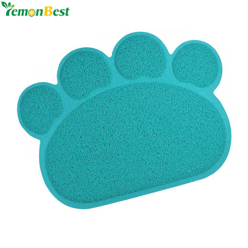 PVC Dog Cat Feeding Mat