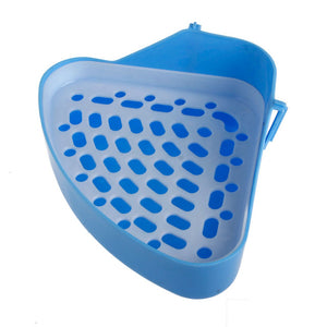 Small Pet Corner Litter Tray