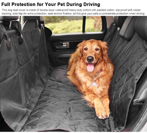 Premium Waterproof Pet Car Seat Cover
