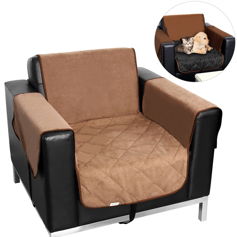 Waterproof One-Seat Sofa Protector