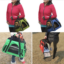 Breathable Mesh Pet Carrier