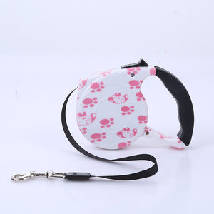Automatic Extendable Dog Leash - 5 Colour Options