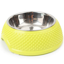 Stainless Steel Pet Bowl - Dry Food & Water Bowl for Cats & Dogs