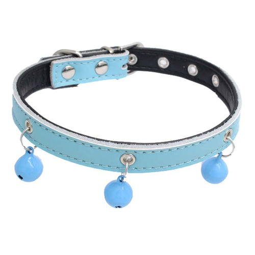 Adjustable Soft Velvet Pet Collar
