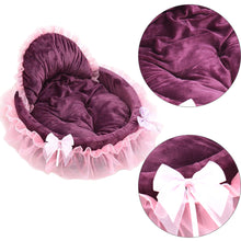 Luxury Lace Pet Bed