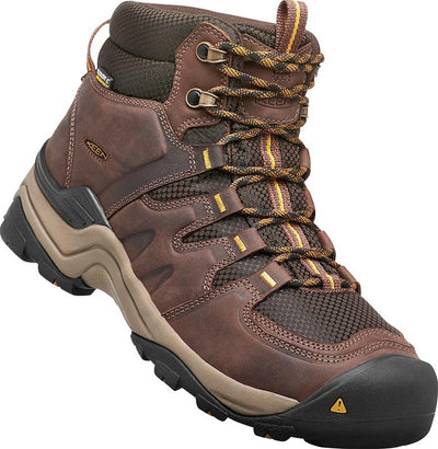 Mens Gypsum Ii Mid Wp Coffee Bean/Bronze Mist