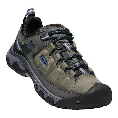 Mens Targhee Iii Wp Steel Grey/Captains Blue