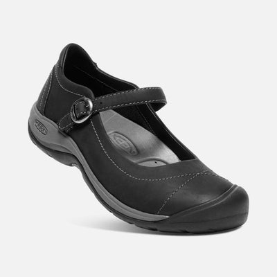 Womens Presidio Mary Jane Black/Steel Grey