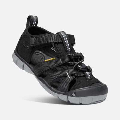 Childrens Seacamp Ii Cnx Black/Steel Grey