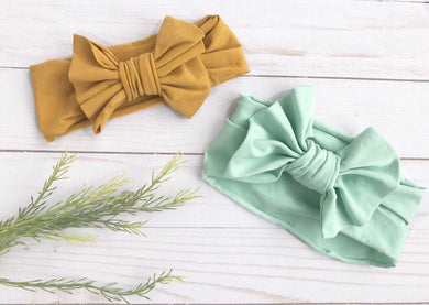 Big Bow Headbands - Pick your own fabric