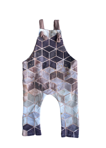 Natural Geo Overalls - RTS