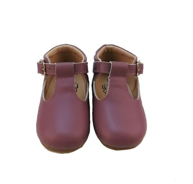 Pretty Plum Boutique Purple - Mary Jane/T-Bar Shoes - Baby & Toddler