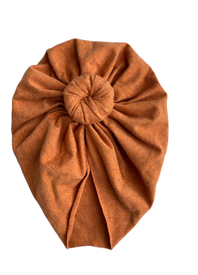 Orange Headwrap - RTS