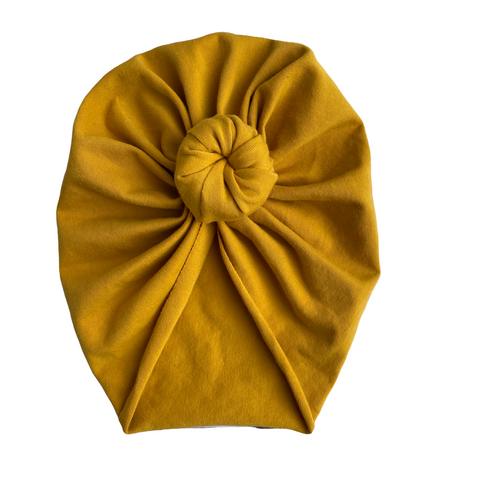 Harvest Gold Headwrap - RTS