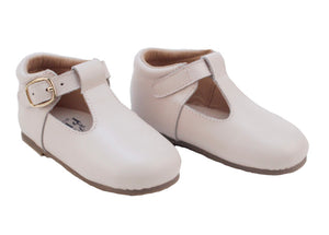 Light Pink - Mary Jane/T-Bar Shoes - Baby & Toddler