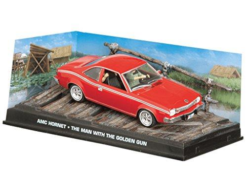 007 James Bond Car Collection #28 AMC Hornet (The man with the golden gun)