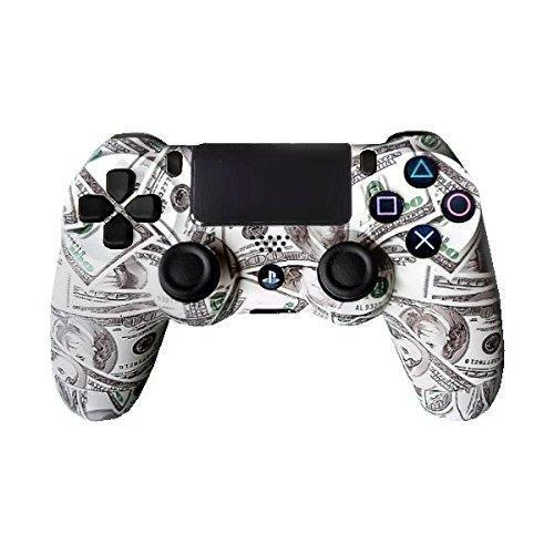 """$100 Dollar Bills"" Sony PlayStation Pro PS4 Modified controller by TGC ®"