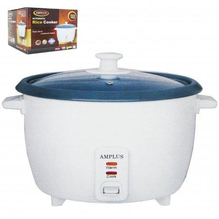1.8L LITRE AUTOMATIC RICE COOKER - TASTY RICE AT A TOUCH OF A BUTTON