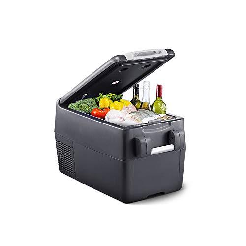 30 Liter Portable Compressor Refrigerator Freezer, 12 V / 24 V. Compact/Portable And Quiet/Suitable For Travel, Camping