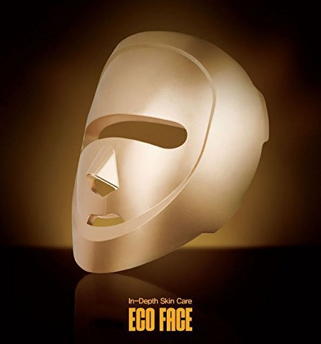 ECOFACE 1pcs of Home Skin Care Devic ECO FACE Lighting LED Mask For My Beauty Face Made in Korea