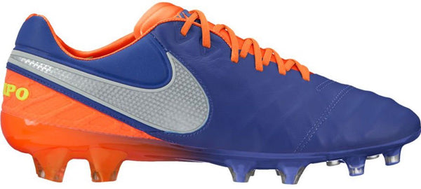 819177-409 Nike Tiempo legend VI (FG) Football Boots, 819177, 41 EU (7 UK)