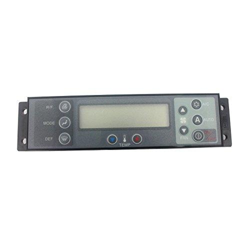 51589-17530 Air Conditioner Controller - SINOCMP AC Panel for Kobelco SK200-6E SK330-6E A/C Panel Excavator, 3 Month Warranty