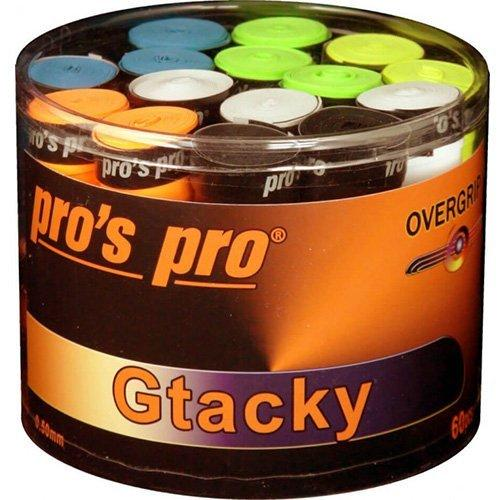 60 G MIX Tacky Tape Grips Overgrips Tennis