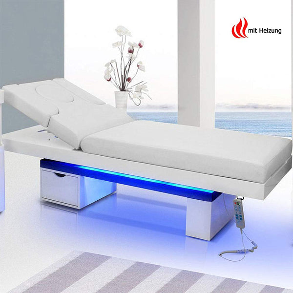 003815H Electric Massage Table LED with Heating