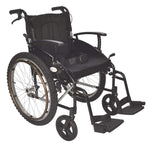 Elite Care Voyager All Terrain Outdoor Folding Self Propel wheelchair