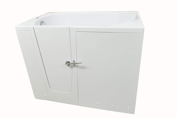 Rubin Walk in Bath, Left Hand Door, Low Step in Level 5,5''(15CM) Disabled Elderly Bathroom
