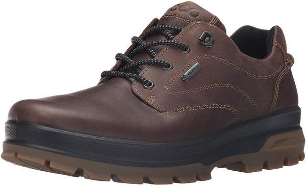 Ecco RUGGED TRACK, Men's Hiking Boots Multisport Outdoor Shoes, Dark Clay/Coffee (DARK CLAY/COFFEE56098), 10.5 UK (45 EU)