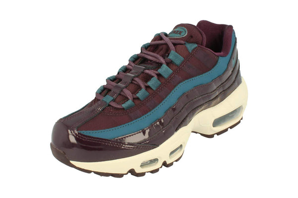 "Nike Air Max 95 SE Premium PRM ""Port Wine"" Exclusive Collection Retro, Womens Sneakers"