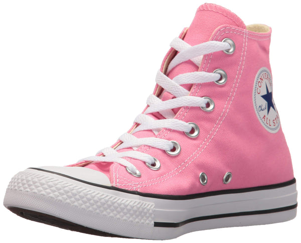 Converse Unisex-Adult Chuck Taylor All Star Hi-Top Trainers, Rose Electric- 7 UK