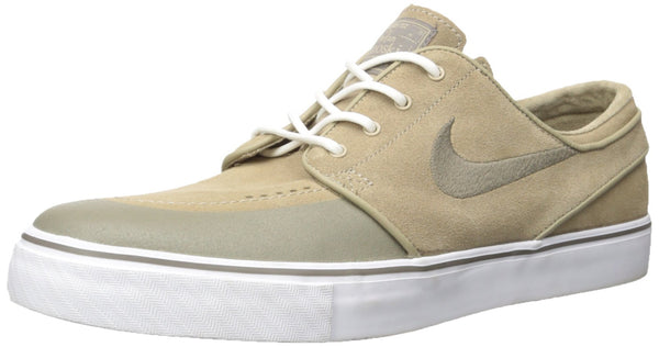 Nike Unisex Adults' Zoom Stefan Janoski Og Skateboarding Shoes, Black (Black/White-Gum Light Brown), 6.5 UK
