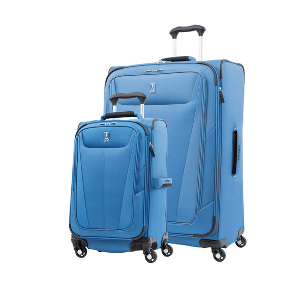 Travelpro Maxlite 5 Lightweight Rollaboard Luggage, Set of 2 53cm, 74cm, 401172A01, 401172A01