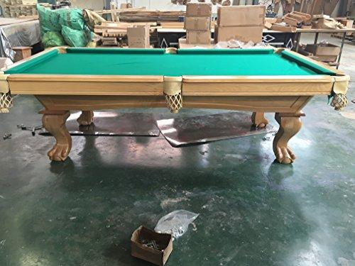 Ft Tournament Billiard Pool Table MIT CM Strong Slate High - How high is a pool table