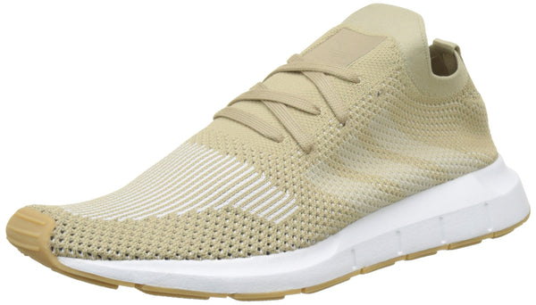 adidas Men's Swift Run Primeknit Trainers, Gold (Raw Gold/Off White/Footwear White), 8 UK 42 EU