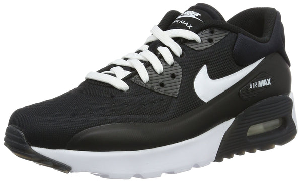 Nike AIR MAX 90 Ultra SE (GS) - Trainers, Boy, White - (Black/White), 37.5