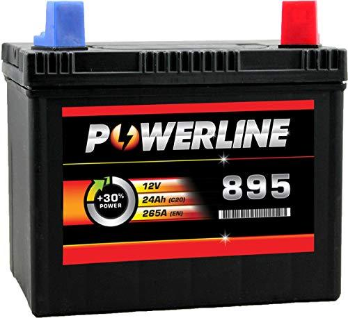 895 Powerline Lawnmower Battery 12V
