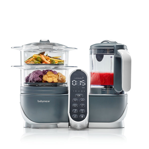 BABYMOOV Nutribaby Plus Food Processor