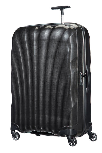 Samsonite Suitcase, 81 cm, 123 Liters, Black