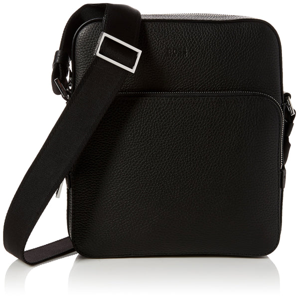 BOSS Crosstown_ns Pocket, Men's Shoulder Bag, Black, 8x26x23 cm (B x H T)