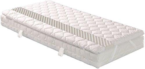 Abeil 15000001042 Quilted Mattress Protector White 90 x 200 CM