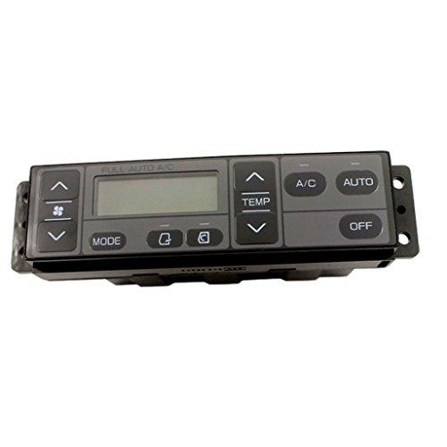 AC Control Panel 4426048 - SINOCMP Air Conditioner Controller for Hitachi Excavator ZX200-6 Parts, 6 Month Warranty